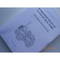 Manuale d'officina Yanmar GB